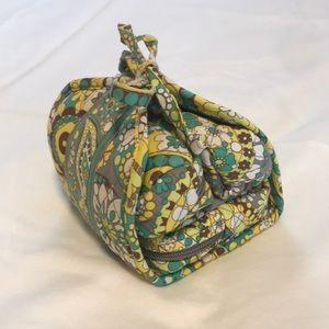 Vera Bradley travel jewelry case
